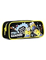Minions Pencil Case - Black
