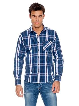 Pepe Jeans London Camisa Ronson (Azul)