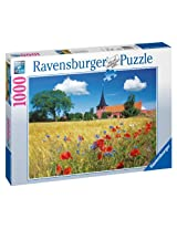 Ravensburger Church in Bornholm, Denmark Jigsaw Puzzle (1000 Pieces)