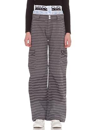 Eleven Pantalon Lamia (Negro / Gris)
