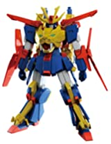"Bandai Hobby HGBF Gundam Tyron 3 ""Gundam Build Fighters"" Model Kit Action Figure (1/144 Scale)"