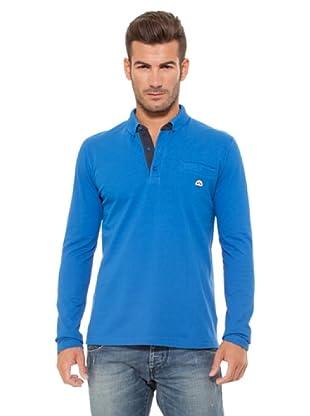 Ellesse Polo SPT Piqué (Azul)