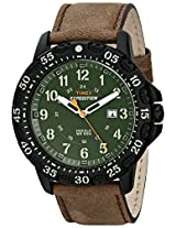 Timex Expedition Analog Green Dial Men's Watch - T49996