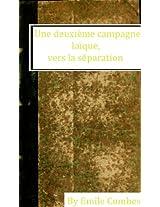 Une deuxième campagne laïque, vers la séparation (French Edition)