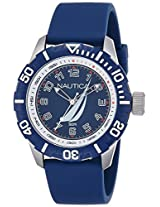Nautica Sports Analog Blue Dial Men's Watch - NAI08505G