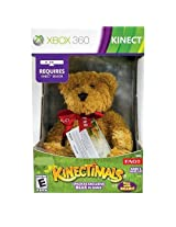 Kinectimals Now With Bears: Bundle with FAO Schwarz Plush Bear - Limited Edition (Xbox 360)