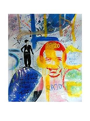 Legendarte Ölgemälde auf Leinwand Graffiti Senza Riferimento Temporale