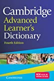 Cambridge Advanced Learner's Dictionary [ペーパーバック]