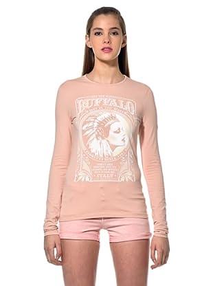 Fiorucci Camiseta Avezzano (Rosa claro)