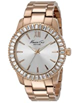 Kenneth Cole  Analog Silver Dial Women's Watch - IKC4991
