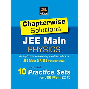 Chapterwise Solutions JEE Main: Physics (2014-2002) (Old Edition)
