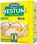 Nestlé Nestum Infant Cereal Stage-1 (6 Months-24 Months) Rice 300g