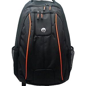 HP A2J02PA Floral Laptop Backpack - Black