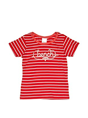 Bench T-Shirt Ahoythere (hibiscus)