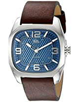 Quiksilver Analog Blue Dial Men's Watch - QS-1006-DBSV
