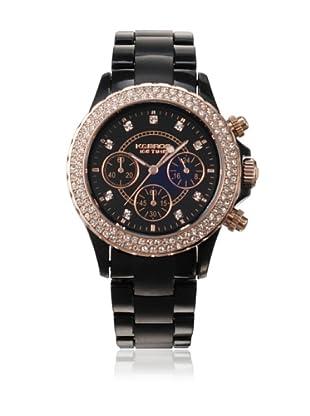 K&Bros  Reloj 9553 (Negro)