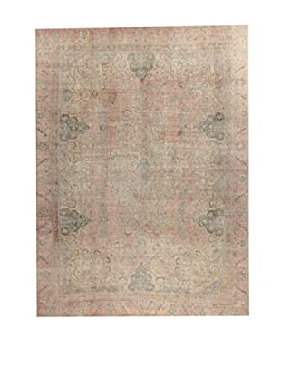 Design Community by Loomier Alfombra Revive Vintage Rosa 410 x 300 cm
