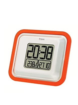 Oregon Scientific Reloj de pantalla grande con temperatura interior JM888