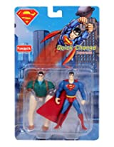 Funskool Superman Quick Change Figure, Blue