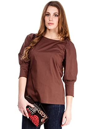 Almatrichi Blusa Balinor (Chocolate)