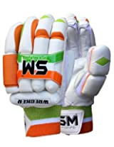 SM Wrecker Batting Gloves, Men's