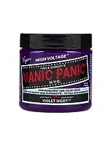 Manic Panic Classic Cream Semi-Permanent Vegan Hair Color - VIOLET NIGHT