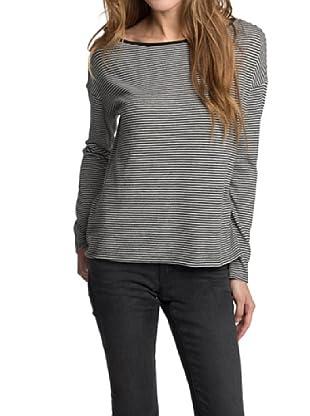 ESPRIT Camiseta Pippa (Negro)