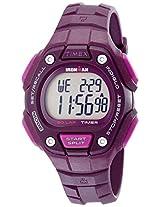 Timex Women's TW5K897009J Ironman Classic 30 Digital Display Quartz Purple Watch