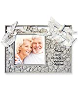 Enesco This is The Day Bereavement Photo Frame, 7.09-Inch