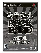 Rock Band: Metal Track Pack - PlayStation 2