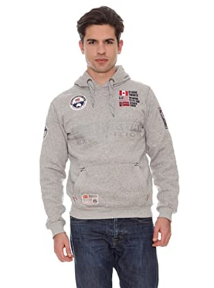 Geographical Norway Sudadera Forest (Gris)