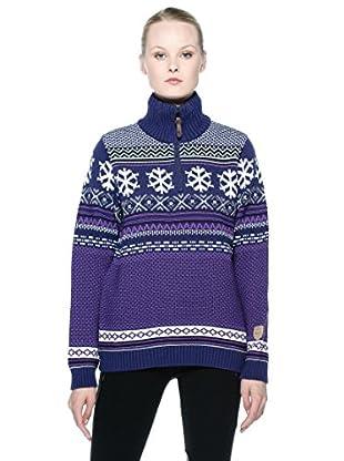 Cmp F.lli Campagnolo Jersey Knitted Pullover (Morado)