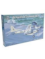 Trumpeter De Havilland Sea Hornet NF.21 Model Kit (1/48 Scale)
