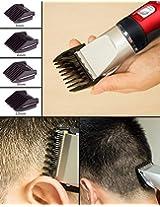Cordless Rechargeable Electric Men Children Hair Trimmer Clipper