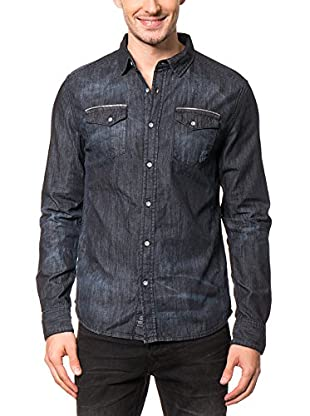 AMERICAN PEOPLE Camicia Denim Bolt