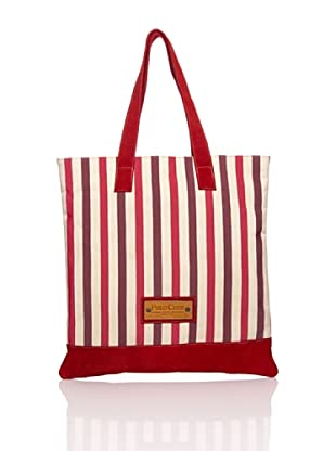 Polo Club Tote Bag Lowndes 40x49x10 cm (rot)