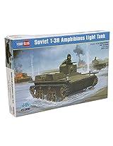 Hobby Boss Soviet T-38 Amphibious Tank Model Kit (1/35 Scale)