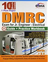 DMRC Exam for Jr. Engineer (Electrical) Guide + Practice Workbook (Theory + Exercise + 10 Practice Sets) Paper I & II (Old Edition)