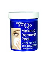 Andrea Eye Qs 65 S Dry Skin Ultra Quick Blue (2 Pack)