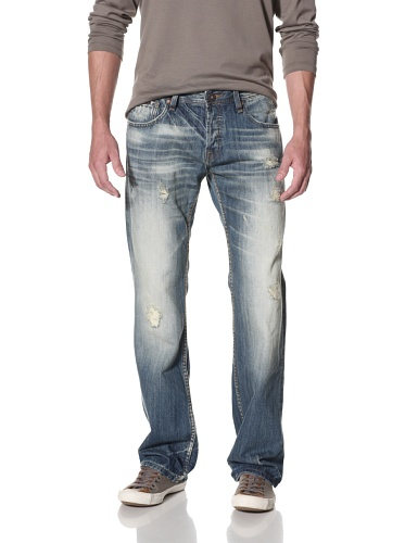 Cult of Individuality Men's Hagen Relaxed Jeans (Organic)