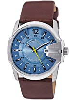 Diesel DZ1399 Watches Not So Basic Basics (Brown)