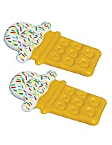 Ice Cream Dream Pool Float Inflatable Size: 2 Pack