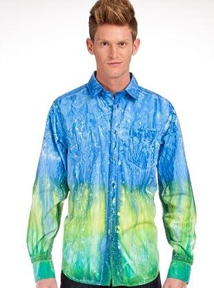 Custo Hemd (Blau)