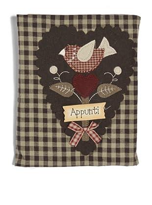 My Doll Cuaderno Ciana 16x21 cm marrón