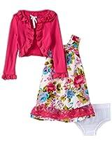 Nauti Nati Baby Girl's Dress