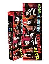 Aquarius Elvis Jailhouse Rock Slim Jigsaw Puzzle (1000-Piece)