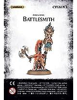 Warhammer Dwarf Fyreslayers Battlesmith