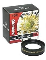Opteka 10x 58mm HD? Professional Macro Lens for Canon EOS / EF Digital SLR Cameras