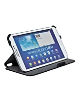 Monoprice 8-Inch Duo Case and Stand for Galaxy Tab 3 - Black (110973)