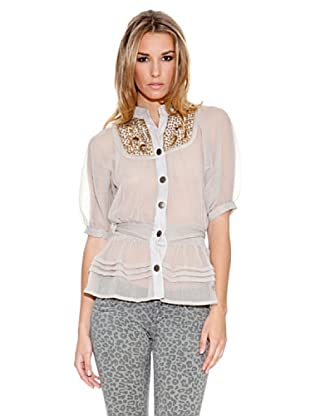 Pepe Jeans London Bluse Ina (Beige)